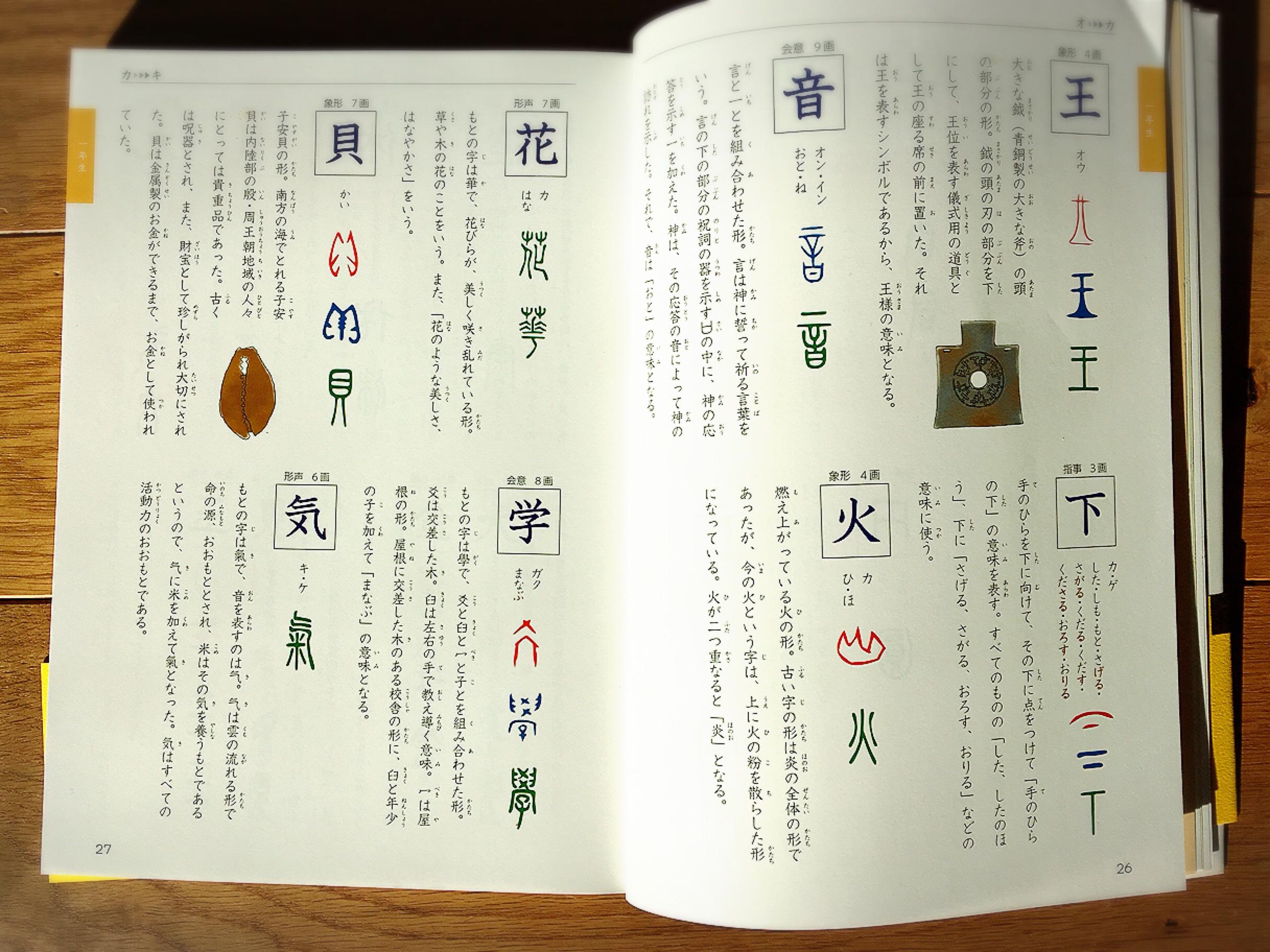 幼児期からの楽しい漢字学習のススメ