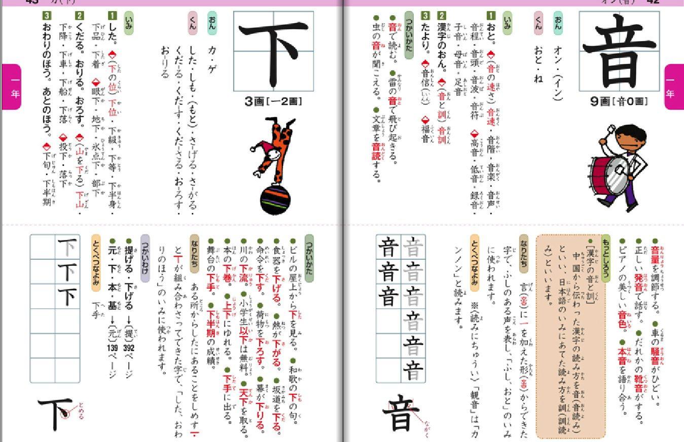 漢字辞典おススメ,小学生のための 漢字をおぼえる辞典