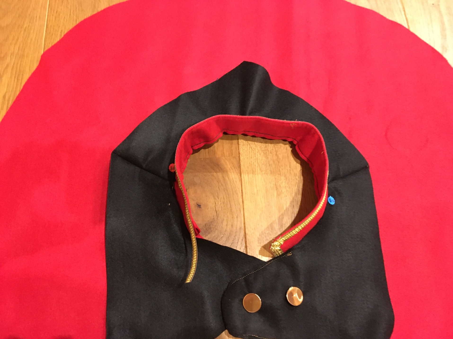 手作りキラメイジャー衣装の作り方